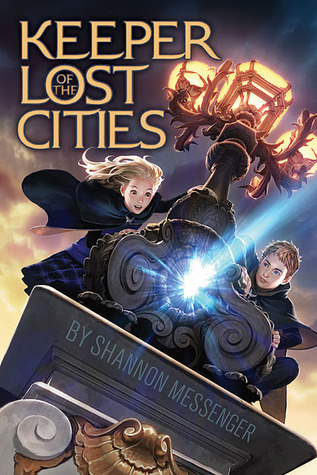 Keeper of Lost Cities